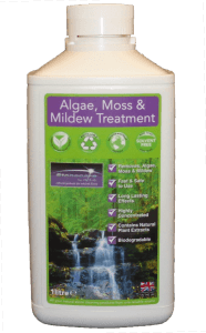 Algae Moss & Mildew Treatment 1 ltr