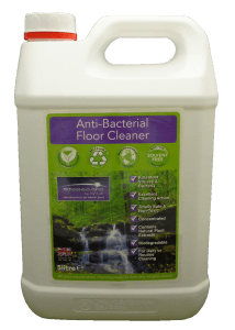 Anti-Bacterial Floor Cleaner 5 ltr