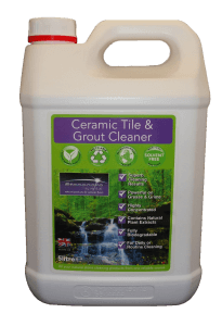 Ceramic Tile & Grout Cleaner 5 ltr