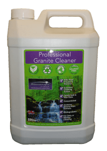 Professional Granit Cleaner 5 ltr