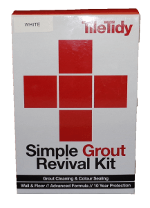Tile Tidy - Grout Revival Kit White