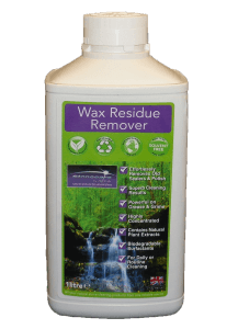 Wax & Residue Remover 1 ltr