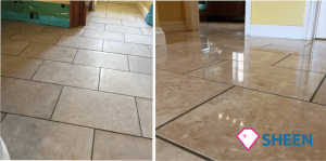 Marble Polishing Gloucestershire - Your floor care experts