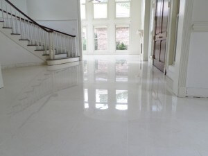 porcelain floor tile cleaning