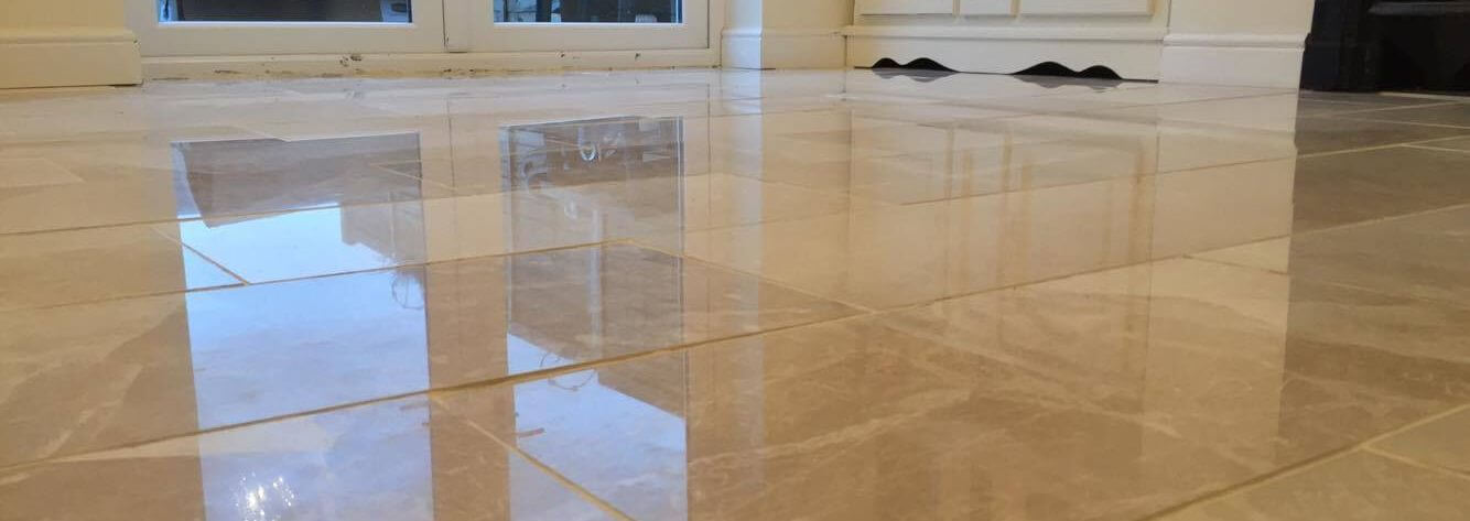 After picture of Marble Floor Cleaning Gloucestershire
