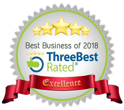 Three best business Awards 2018